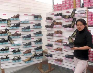 Zapatos de Exportación a precio de fabrica en Calzaferia de El Porvenir Trujillo