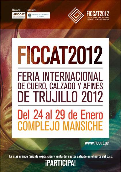 FICCAT 2012 TRUJILLO - FERIA INTERNACIONAL DEL CUERO