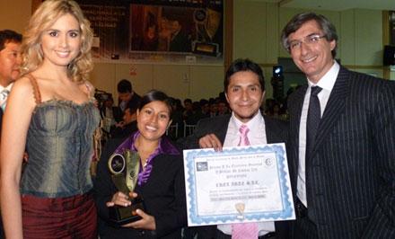 Premio a la Excelencia Gerencial y Gestion de Calidad 2011