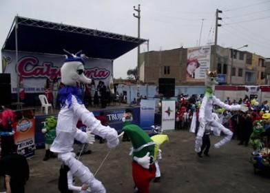 Inauguración Calzaferia Porvenir Trujillo 2011