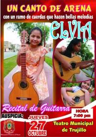 """Recital de Guitarra """"Un Canto de Arena"""" Calzaferia"""