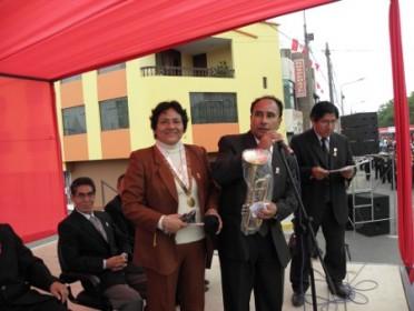 Concurso de Bandas Escolares Calzaferia 2011