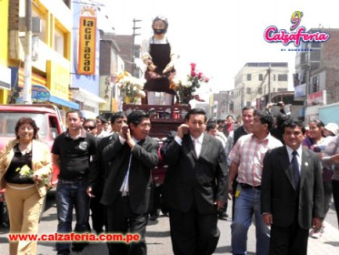 San Crispín Patrón de los Zapateros