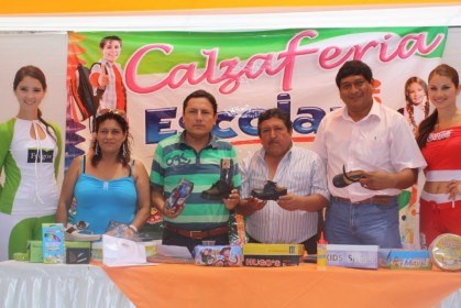 CalzaFeria Porvenir 2012