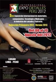 Expo Detalles Peru 2012