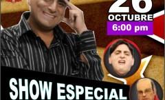 Carlos Alvarez sera la Antesala de la Calzaferia 2012