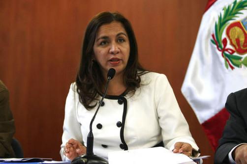 Marisol Espinoza en el Porvenir