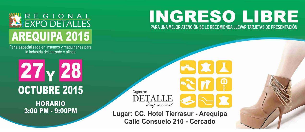 Expo Detalles Arequipa 2015