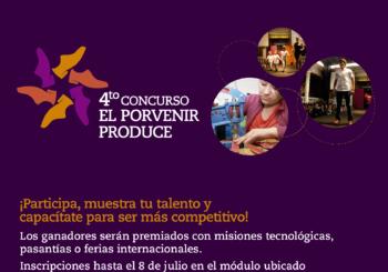 Concurso: El Porvenir Produce